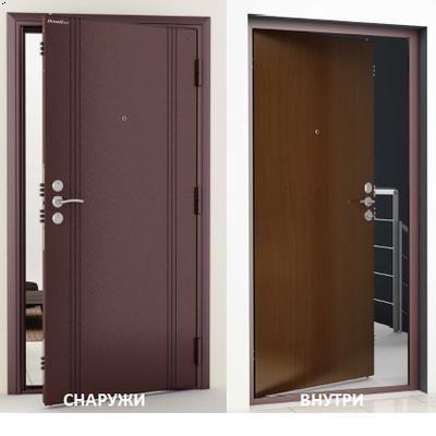 металлические входные двери в новопетровском